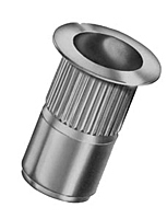 Aluminum Threaded Insert